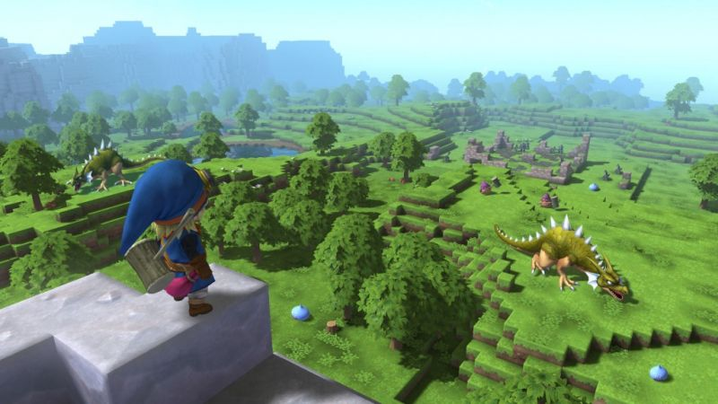 Dragon Quest Builders (Nintendo Switch) Фотография 4