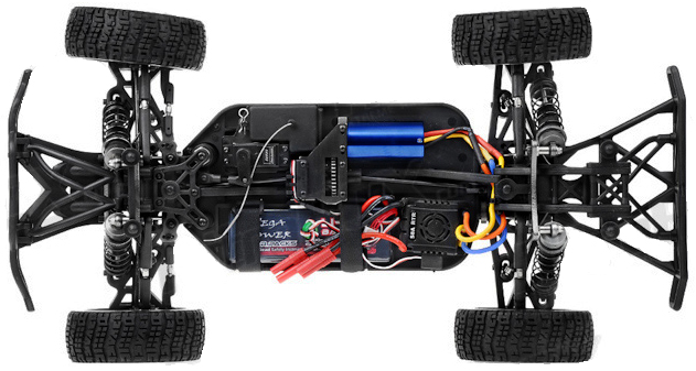 Шорт 1:8 Himoto Mayhem MegaE8SCL Brushless (зеленый) Фотография 1