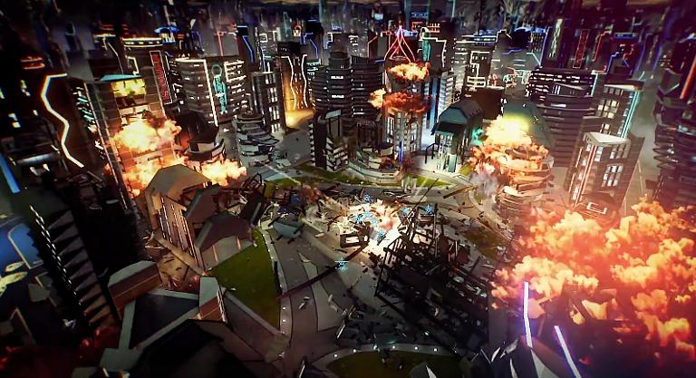 Crackdown 3 (Xbox one) Фотография 3
