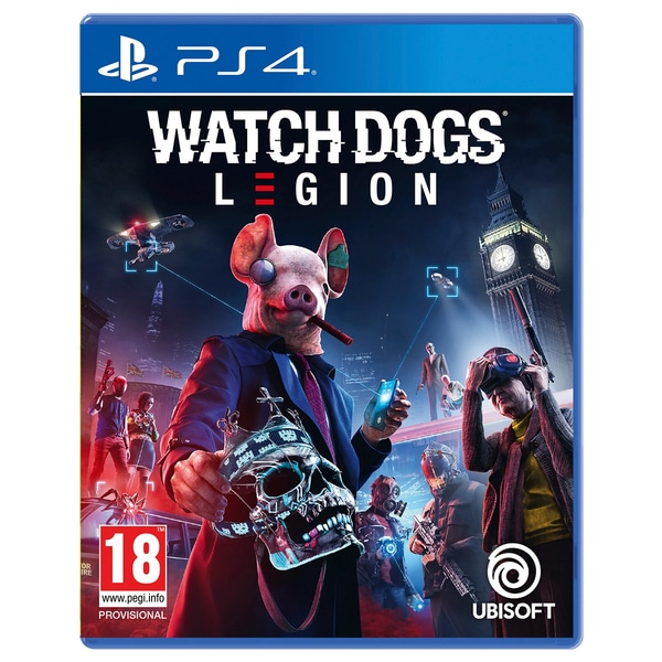 Watch Dogs: Legion (PS4) Фотография 0