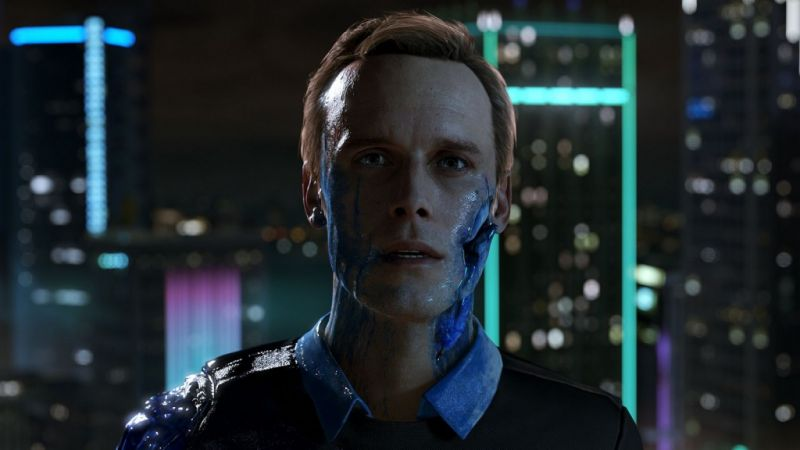 Detroit: Become Human (PS4) Фотография 2