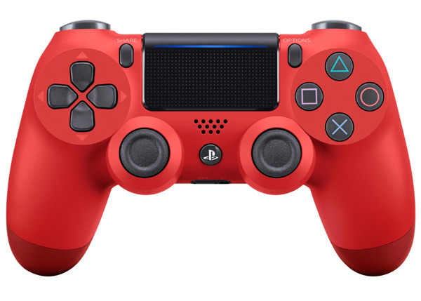 Джойстик Sony Dualshock 4 Red V2 Фотография 0