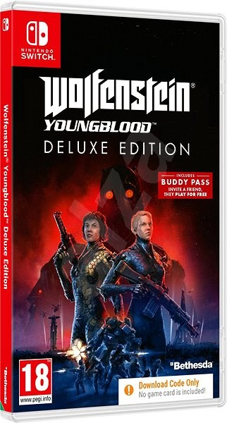 Wolfenstein: Youngblood (Nintendo Switch) Фотография 0