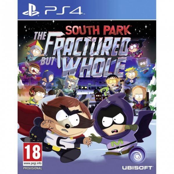 South Park: The Fractured But Whole (PS4) Фотография 0