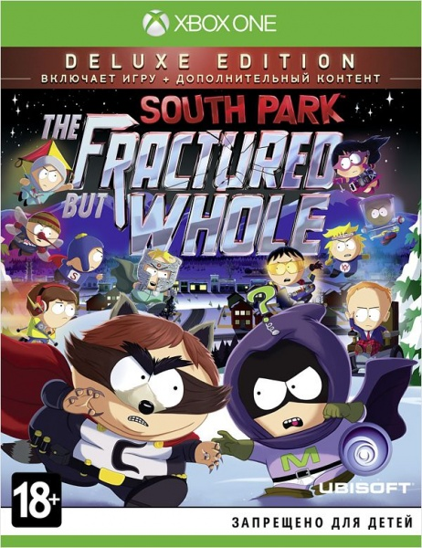 South Park: The Fractured But Whole (Xbox one) Фотография 0