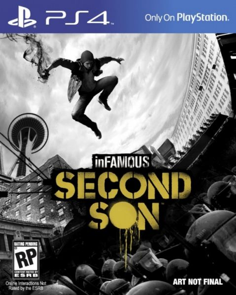 Infamous: Second Son (PS4) Фотография 0