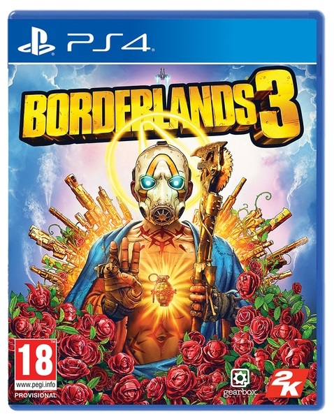 Borderlands 3 (PS4) Фотография 0