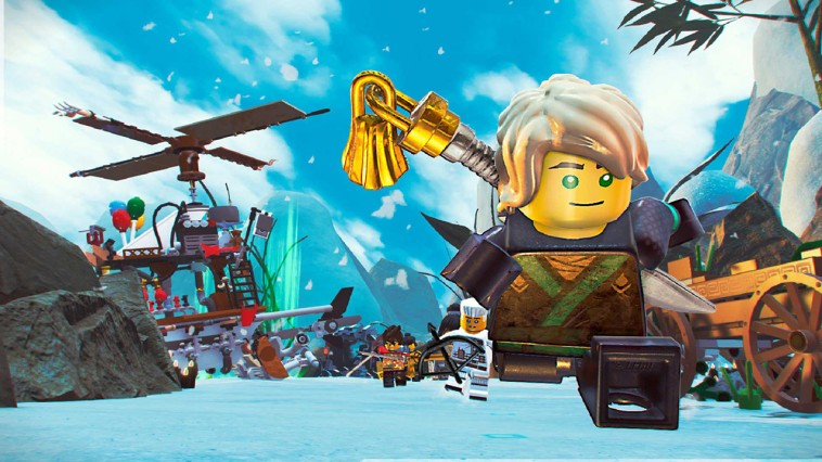The LEGO NINJAGO Movie Videogame (Nintendo Switch) Фотография 5