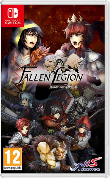Fallen Legion: Rise to Glory (Nintendo Switch) Фотография 0