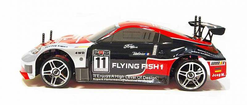 Дрифт 1:10 Himoto DRIFT TC HI4123 Brushed (Nissan 350z) Фотография 3