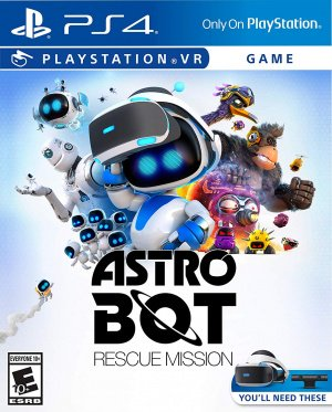ASTRO BOT Rescue Mission (PS VR) Фотография 0