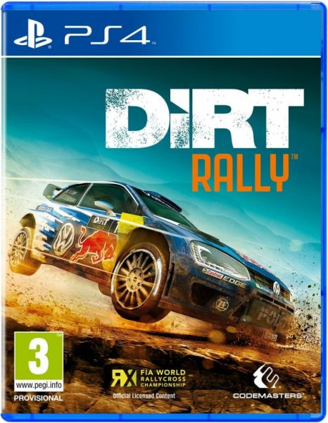 DiRT Rally (PS4) Фотография 0