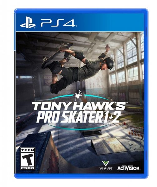 Tony Hawk Pro Skater 1&2 (PS4) Фотография 0