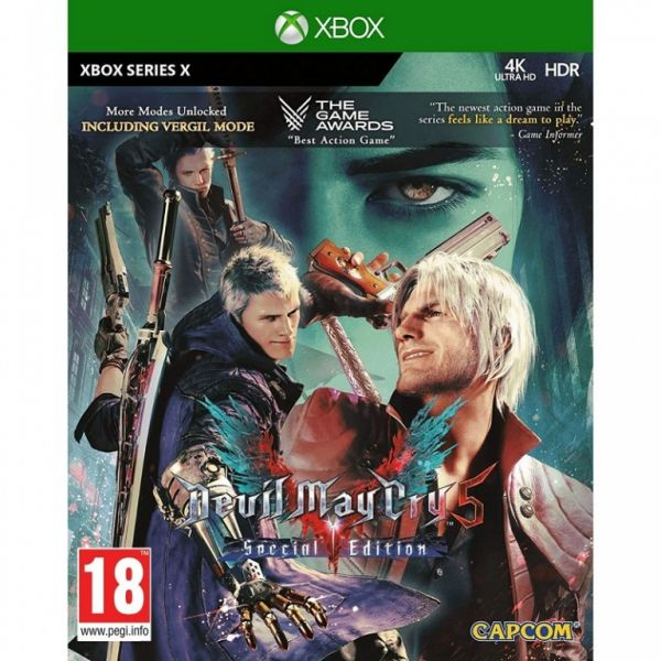 Devil May Cry 5 Special Edition (Xbox Series X|S) Фотография 0