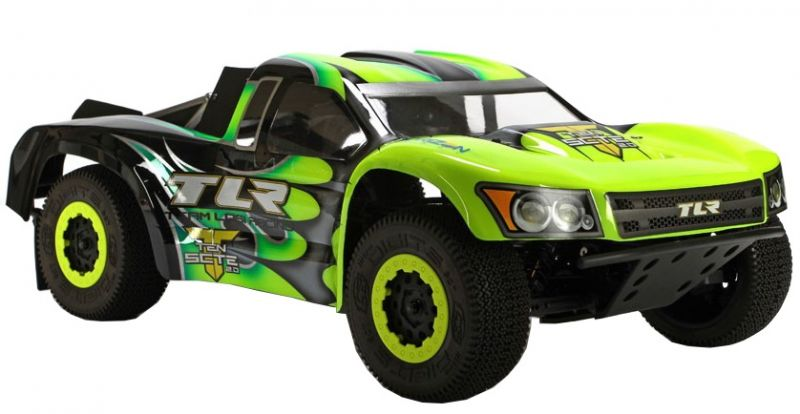 Шорт 1:10 TLR TEN-SCTE 2.0 Short Course Truck 1/10 Brushless Фотография 0