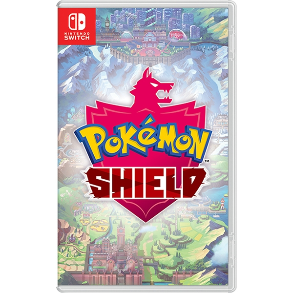 Pokémon Shield (Nintendo Switch) Фотография 0