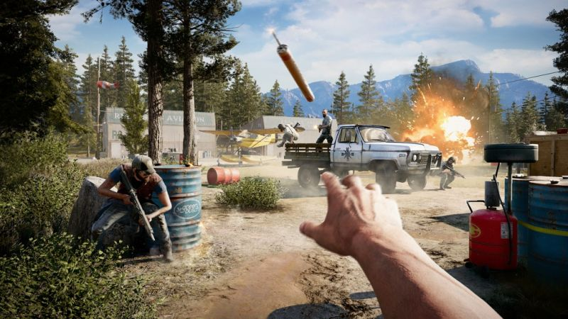 Far Cry 5 (PS4) Фотография 4