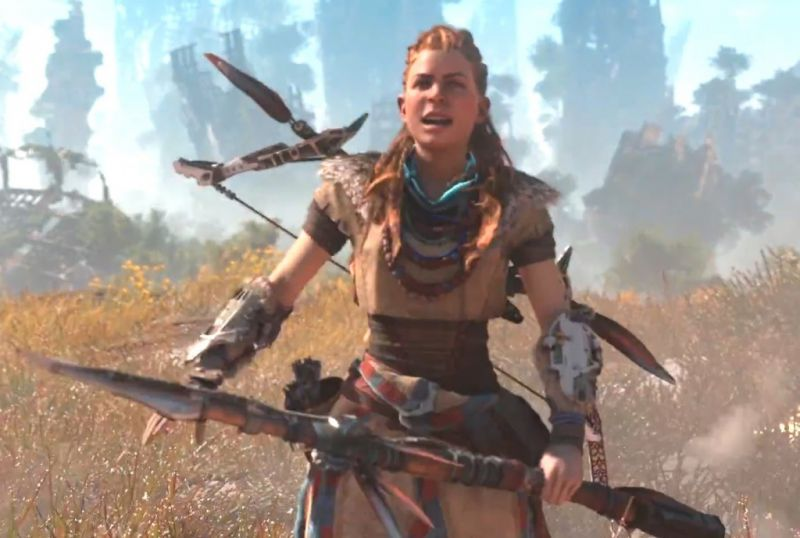 Horizon Zero Dawn Complete Edition (PS4) Фотография 3