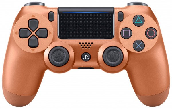 Sony DualShock 4 V2 (Copper) Фотография 0