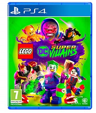 Lego DC Super-Villains (PS4) Фотография 0
