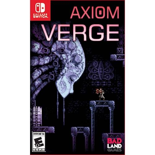 Axiom Verge (Nintendo Switch) Фотография 0