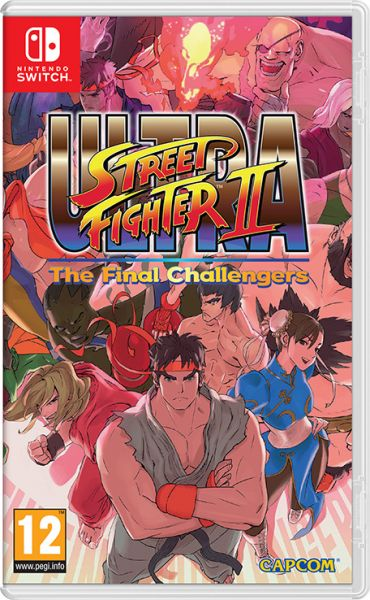 ULTRA STREET FIGHTER II: The Final Challengers (Nintendo Switch) Фотография 0