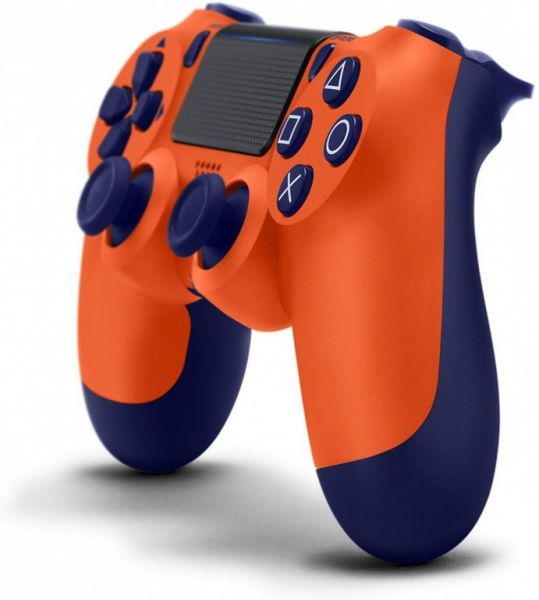 Джойстик Sony Dualshock 4 V.2 Sunset Orange Фотография 3
