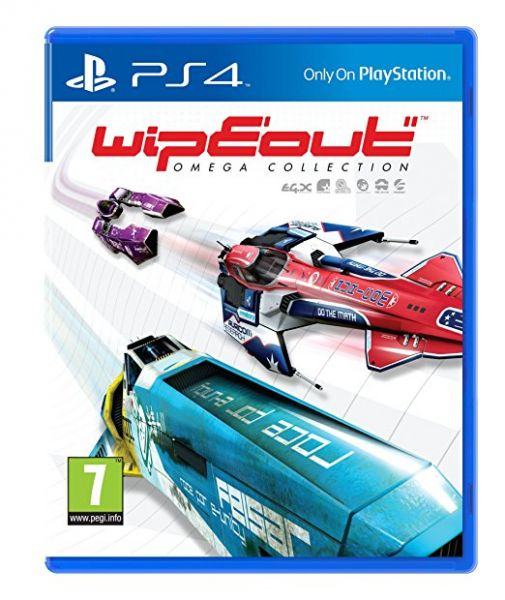 WipEout Omega Collection (PS VR) Фотография 0