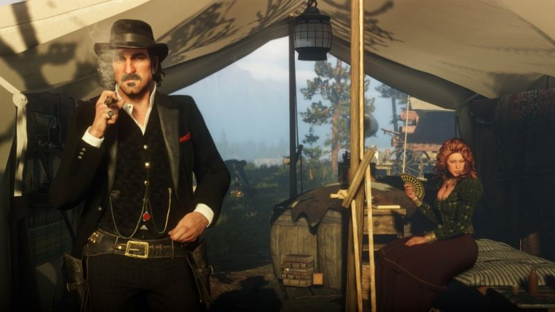 Red Dead Redemption 2: Special Edition (PS4) Фотография 6