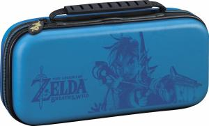 Чехол для Nintendo Switch Deluxe Traveler Case Zelda blue Thumbnail 1