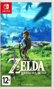 The Legend of Zelda Breath of the Wild (Nintendo Switch) Thumbnail 0