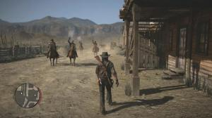 Red Dead Redemption 2 (PS4) Thumbnail 1