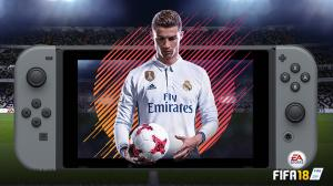 Nintendo Switch Gray + FIFA 18 (Nintendo Switch) Thumbnail 3