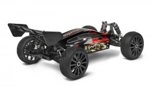 Багги 1:8 Himoto Shootout MegaE8XBL Brushless (красный) Thumbnail 4