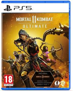 Mortal Kombat 11 Ultimate (PS5) Thumbnail 0