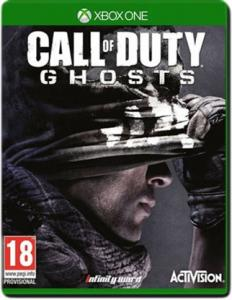 Игра Call Of Duty: Ghosts (Xbox One)