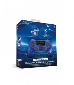 Джойстик Sony Dualshock 4 V2 PlayStation F.C. Limited Edition Thumbnail 2