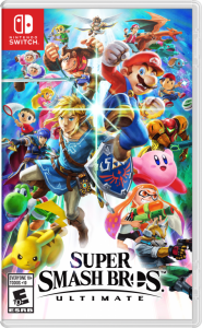 Super Smash Bros. Ultimate (Nintendo Switch) Thumbnail 0