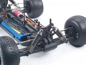 Thunder Tiger Sparrowhawk XXT Brushless Stadium Track 1/10 435 мм 4WD 3CH 2.4GHz RTR (B) Thumbnail 2