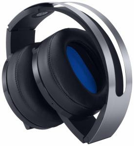 Playstation Platinum Wireless Headset  Thumbnail 1