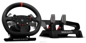 Руль для Xbox One Mad Catz Pro Racing Force Feedback Wheel Thumbnail 0