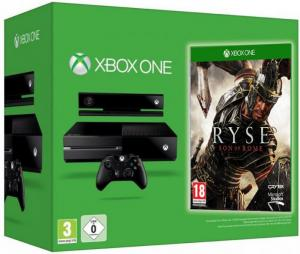 Microsoft Xbox One + Ryse: Son of Rome Thumbnail 0