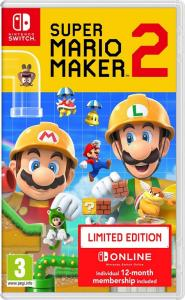 Super Mario Maker 2 Limited Edition (Nintendo Switch) Thumbnail 0