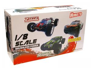 Шорт 1:8 Himoto Mayhem MegaE8SCL Brushless (зеленый) Thumbnail 5
