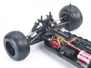 Thunder Tiger Sparrowhawk XXT Brushless Stadium Track 1/10 435 мм 4WD 3CH 2.4GHz RTR (B) Thumbnail 1