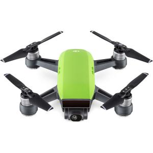 DJI Spark (Meadow Green) Fly More Combo Thumbnail 4