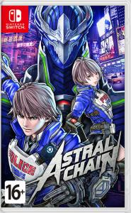 Astral Chain (Nintendo Switch) Thumbnail 0