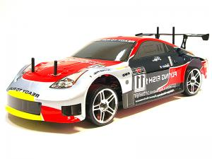 Дрифт 1:10 Himoto DRIFT TC HI4123 Brushed (Nissan 350z) Thumbnail 0
