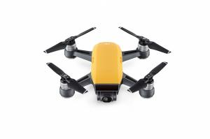 Квадрокоптер DJI Spark (Sunrise Yellow)