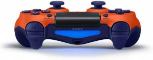 Джойстик Sony Dualshock 4 V.2 Sunset Orange Thumbnail 1